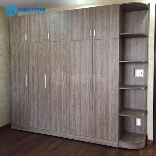 SaiGonDoor - cửa hàng cung cấp tủ quần áo uy tín, chất lượng